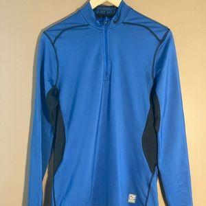 Nike pro combat hyperwarm dri fit max shirt